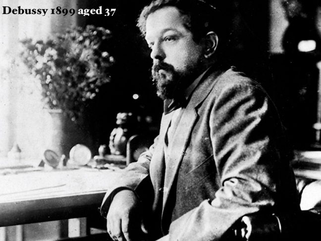 Debussy aged 37