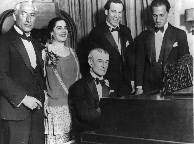 Ravel & Gershwin
