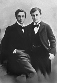 Scriabin & Josef Hofmann 1892