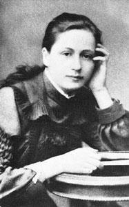 Vera Ivanovna Isakovich 1897